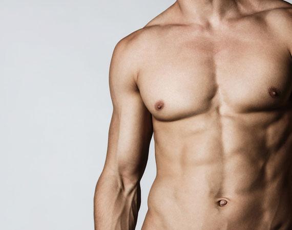 Schönheitschirurgie Mann